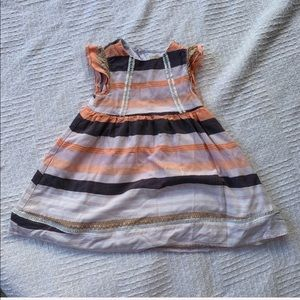 JESSICA SIMPSON size 2T striped Dress for girls